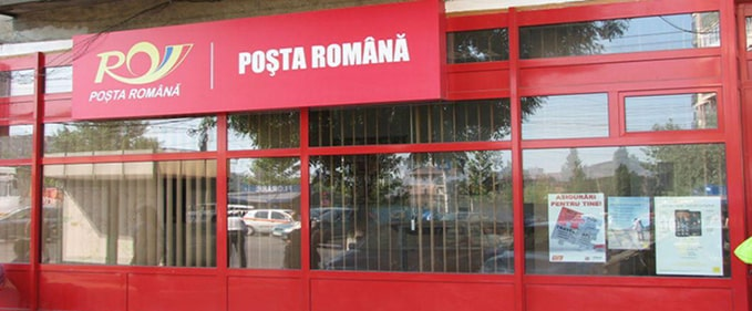 anunt ziar posta romana