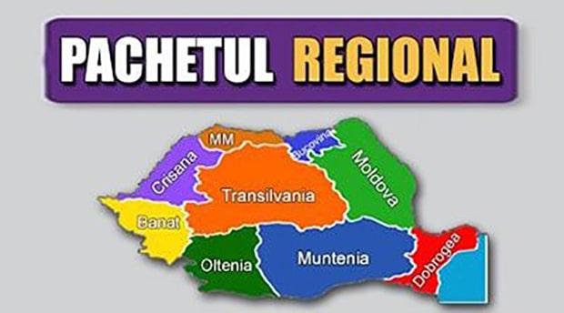 pachet regional